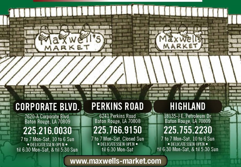 Maxwell's Market Baton Rouge
